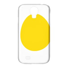 LINUX TUX PENGUIN IN THE EGG Samsung Galaxy S4 Classic Hardshell Case (PC+Silicone)