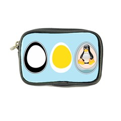LINUX TUX PENGUIN IN THE EGG Coin Purse