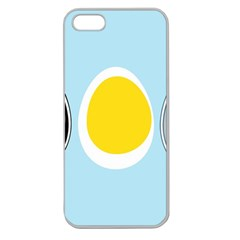 Linux Tux Penguin In The Egg Apple Seamless Iphone 5 Case (clear)