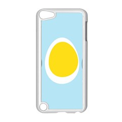 LINUX TUX PENGUIN IN THE EGG Apple iPod Touch 5 Case (White)
