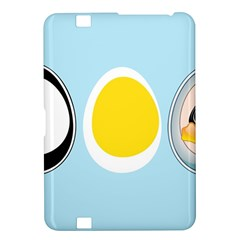 Linux Tux Penguin In The Egg Kindle Fire Hd 8 9  Hardshell Case