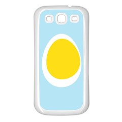 Linux Tux Penguin In The Egg Samsung Galaxy S3 Back Case (white)