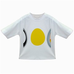 LINUX TUX PENGUIN IN THE EGG Baby T-shirt