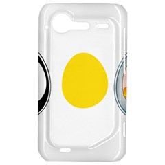 LINUX TUX PENGUIN IN THE EGG HTC Incredible S Hardshell Case