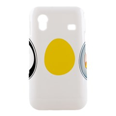 LINUX TUX PENGUIN IN THE EGG Samsung Galaxy Ace S5830 Hardshell Case