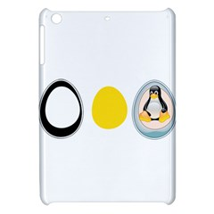 Linux Tux Penguin In The Egg Apple Ipad Mini Hardshell Case