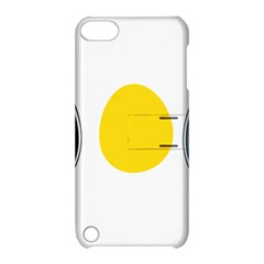 LINUX TUX PENGUIN IN THE EGG Apple iPod Touch 5 Hardshell Case with Stand