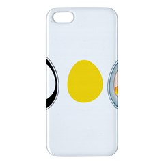 LINUX TUX PENGUIN IN THE EGG iPhone 5 Premium Hardshell Case