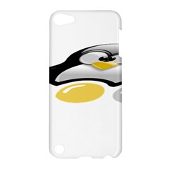 LINUX TUX PENGION AND EGGS Apple iPod Touch 5 Hardshell Case