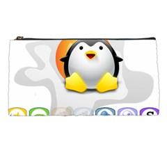 Linux Versions Pencil Case
