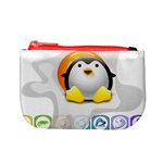 LINUX VERSIONS Coin Change Purse Front