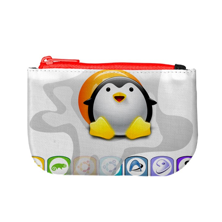 LINUX VERSIONS Coin Change Purse