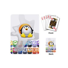 LINUX VERSIONS Playing Cards (Mini)