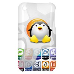 LINUX VERSIONS Apple iPhone 3G/3GS Hardshell Case