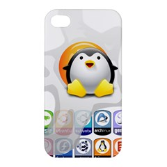 LINUX VERSIONS Apple iPhone 4/4S Hardshell Case