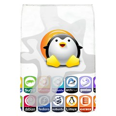 LINUX VERSIONS Removable Flap Cover (Large)
