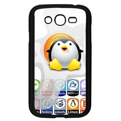 Linux Versions Samsung Galaxy Grand Duos I9082 Case (black)
