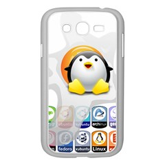 LINUX VERSIONS Samsung Galaxy Grand DUOS I9082 Case (White)