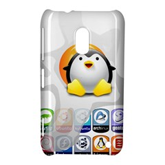 LINUX VERSIONS Nokia Lumia 620 Hardshell Case