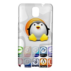 LINUX VERSIONS Samsung Galaxy Note 3 N9005 Hardshell Case