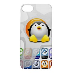 LINUX VERSIONS Apple iPhone 5S Hardshell Case