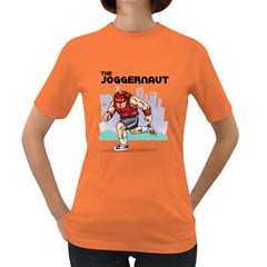The Joggernaut Womens' T-shirt (Colored)