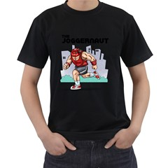 The Joggernaut Mens' T-shirt (Black)