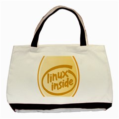 LINUX INSIDE EGG Classic Tote Bag