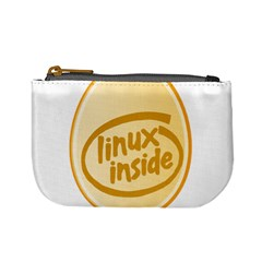 LINUX INSIDE EGG Coin Change Purse
