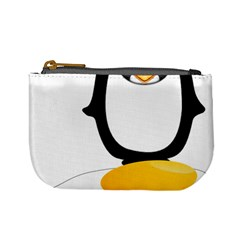 Linux Tux Pengion Oops Coin Change Purse