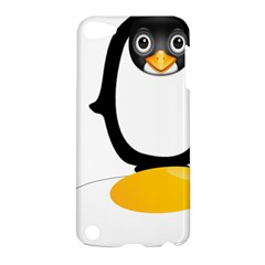 Linux Tux Pengion Oops Apple iPod Touch 5 Hardshell Case