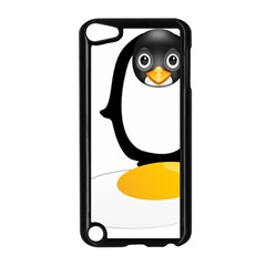 Linux Tux Pengion Oops Apple Ipod Touch 5 Case (black)