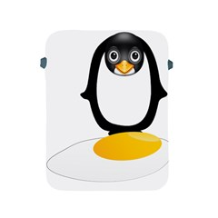 Linux Tux Pengion Oops Apple iPad Protective Sleeve