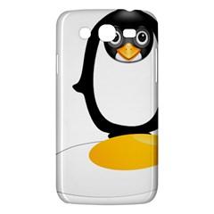 Linux Tux Pengion Oops Samsung Galaxy Mega 5 8 I9152 Hardshell Case