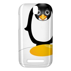 Linux Tux Pengion Oops HTC One SV Hardshell Case