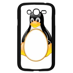 LINUX TUX PENGUINS Samsung Galaxy Grand DUOS I9082 Case (Black)