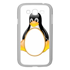 LINUX TUX PENGUINS Samsung Galaxy Grand DUOS I9082 Case (White)