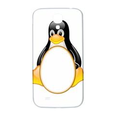 LINUX TUX PENGUINS Samsung Galaxy S4 I9500/I9505  Hardshell Back Case