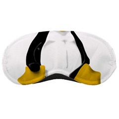 LINUX TUX CONTRA SIT Sleeping Mask