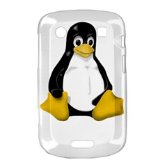 LINUX TUX CONTRA SIT BlackBerry Bold Touch 9900 9930 Hardshell Case