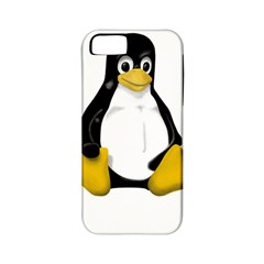Linux Tux Contra Sit Apple Iphone 5 Classic Hardshell Case (pc+silicone)