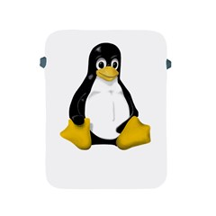 LINUX TUX CONTRA SIT Apple iPad Protective Sleeve