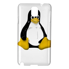 Linux Tux Contra Sit Samsung Galaxy Note 3 N9005 Hardshell Case