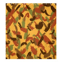 Feathers Fall Shower Curtain 66  X 72  (large)