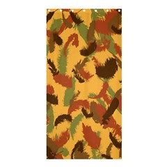 Feathers Fall Shower Curtain 36  x 72  (Stall)