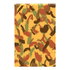 Feathers Fall Shower Curtain 48  X 72  (small)