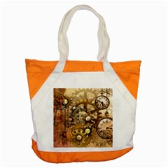 Steampunk Accent Tote Bag
