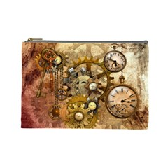 Steampunk Cosmetic Bag (large)