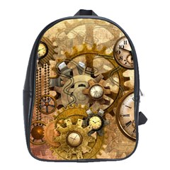 Steampunk School Bag (Large)