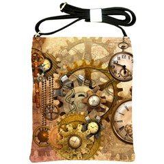 Steampunk Shoulder Sling Bag